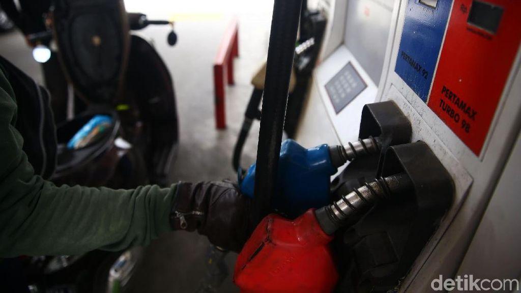 Konsumsi Pertalite, Pertamax dan Pertamax Turbo Naik di Jakpus-Jakut