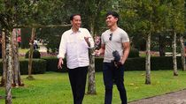 Berikan Pujian, Jokowi Akui Kesuksesan Bisnis Kaesang