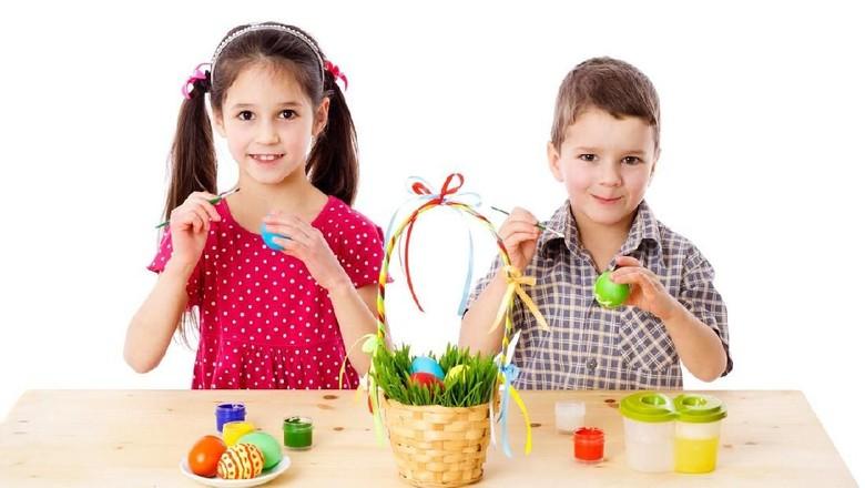 Ilustrasi anak belajar sains/ Foto: iStock