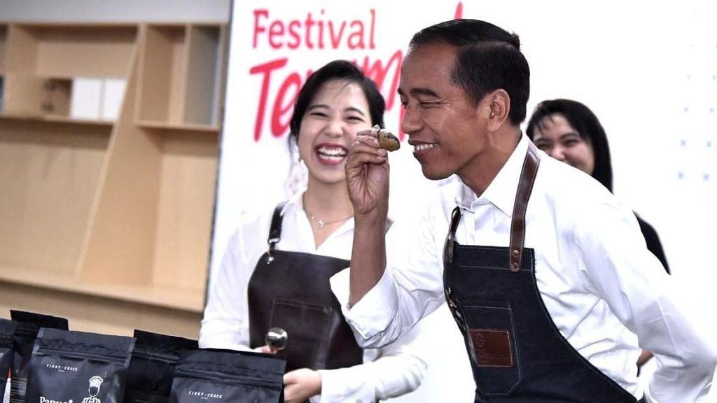Jokowi Bakal Latih Pengangguran Jadi Barista Hingga Animator