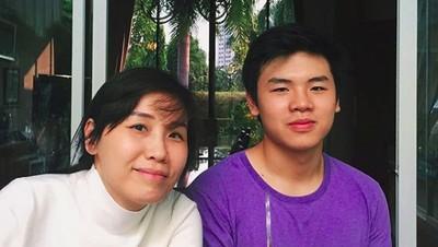 Lama Tak Terlihat, Intip Momen Seru Veronica Tan Bersama Ketiga Anak