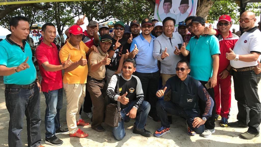 Didukung Nelayan Gresik, Suara Jokowi Yakin Menang Signifikan