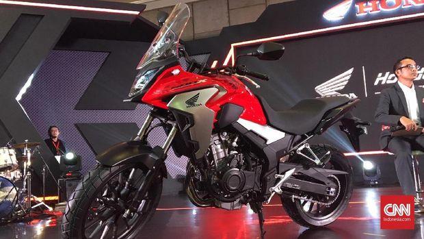 Honda Indonesia Gelontorkan 5 Moge Baru, Salah Satunya CB650