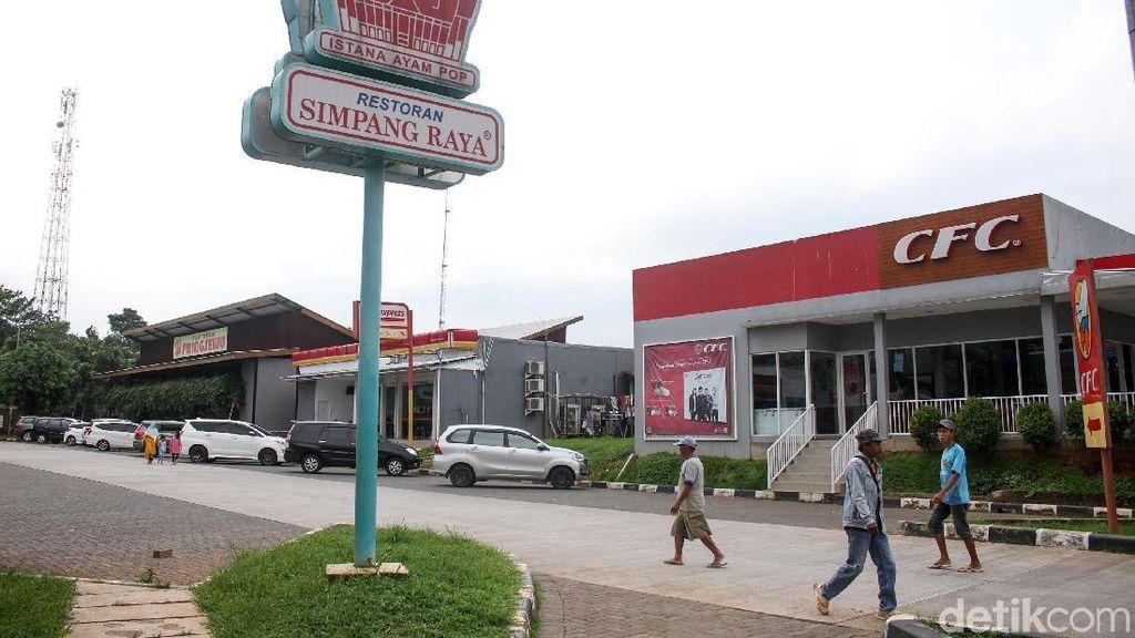 Habis Disentil Jokowi, Gerai Ayam Asing di Rest Area Bakal Dibatasi