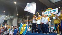 HUT Ke-69, Charity Funwalk BTN Sumbang Rp 200 Juta untuk Korban Gempa