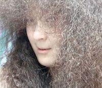 Ingin seperti Sulli, rambut malah mirip sapu ijuk.