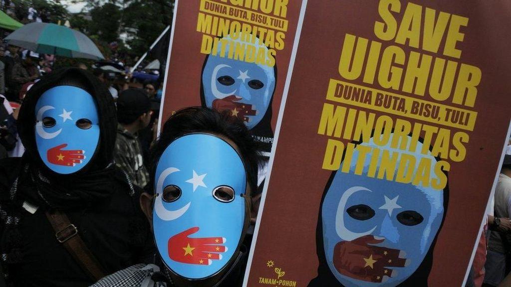 Turki Minta China Tutup Kamp Detensi di Xinjiang