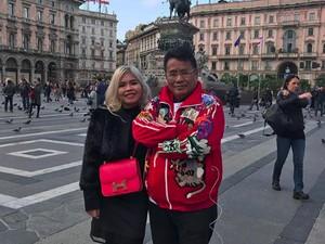 Foto: Lihat Koleksi Tas dan Sepatu Mewah Istri dan Anak Hotman Paris