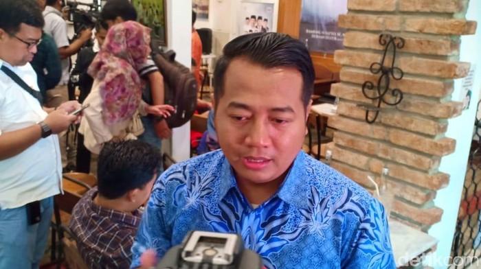 Foto: Dosen UIN Syarif Hidayatullah Jakarta, Adi Prayitno (Samsudhuha Wildansyah/detikcom)