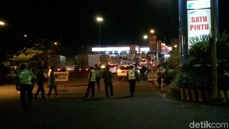 Polisi Gelar Razia Besar di Pintu Masuk dan Keluar Banyuwangi