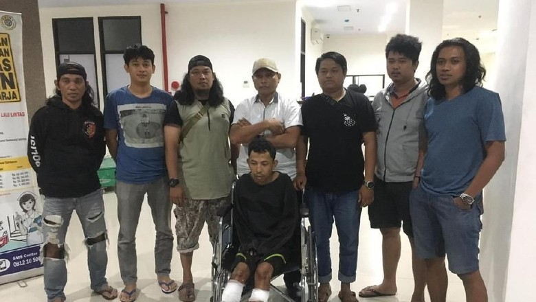 Baru Keluar Penjara, Sofyan Ditembak Polisi Karena Mencuri