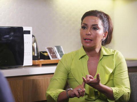 Celine Evangelista Tampil Berhijab, Artis-artis Ini Juga Bertoleransi