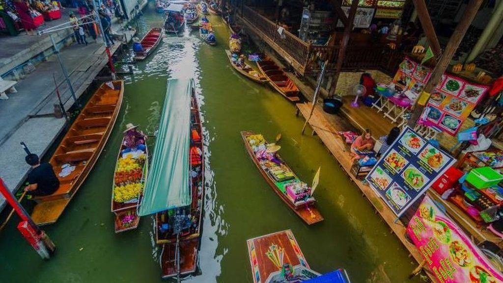 Foto-Foto Cantik Thailand yang Tidak Kamu Duga