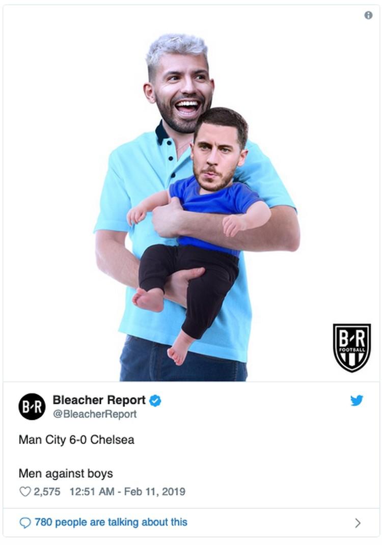 Meme Meme Kocak Chelsea Babak Belur Di Markas Manchester City