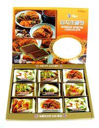 Cokelat Kimchi, Darah hingga Kalajengking, Rasa Cokelat Aneh untuk Valentine
