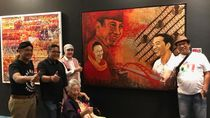 Galang Dana Kampanye, TKN Jokowi-Maruf Gelar Lelang Lukisan