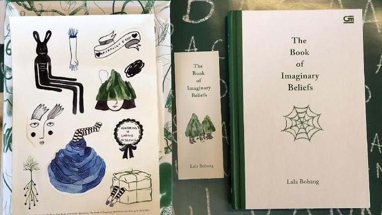 The Book of Imaginary Beliefs Lala Bohang Terbit 18 Februari