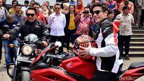 Jawaban Jujur Ridwan Kamil Soal Honda Rebel