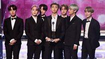 BTS Jadi Artis Korea dengan Penjualan Album Tertinggi Skala Global
