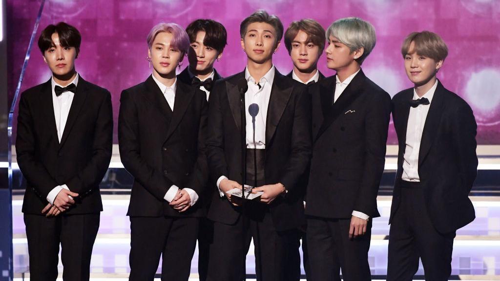 Kalahkan Donald Trump, BTS Pecahkan Rekor Interaksi di Twitter