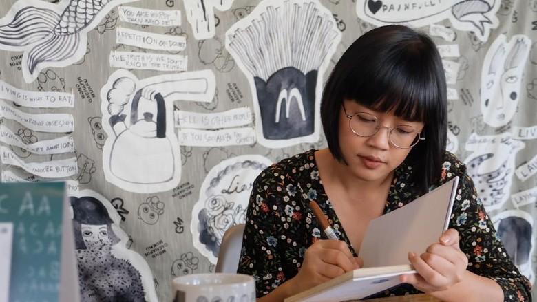Jumpa Pembaca, Lala Bohang Ajak Menyelami The Book of Imaginary Beliefs