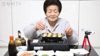 Kenalan dengan Kim Young-won, Nenek 78 Tahun yang Suka Mukbang