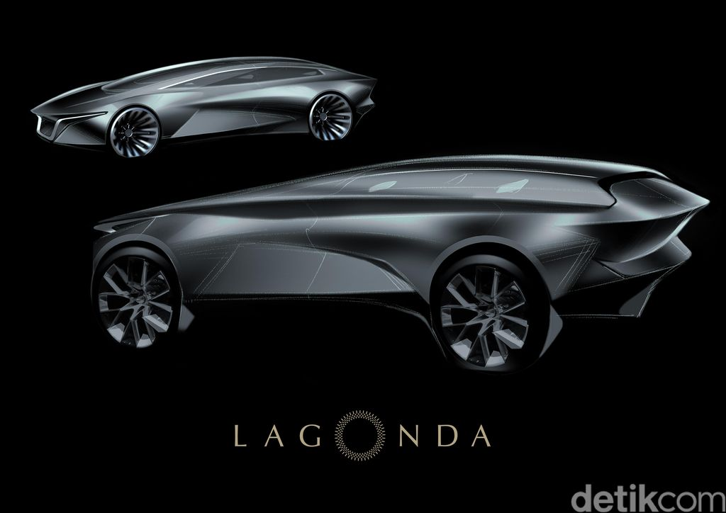 Aston Martin is poised to take the 89th Geneva International Motor Show by storm with the global debut of the Lagonda All-Terrain Concept.