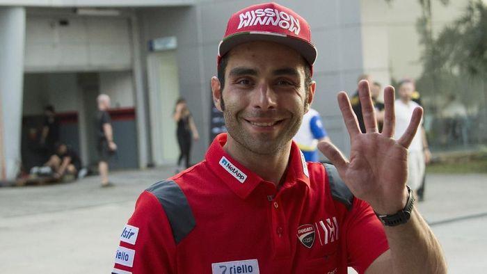 Rider Ducati Danilo Petrucci. (Foto: Mirco Lazzari gp/Getty Images)