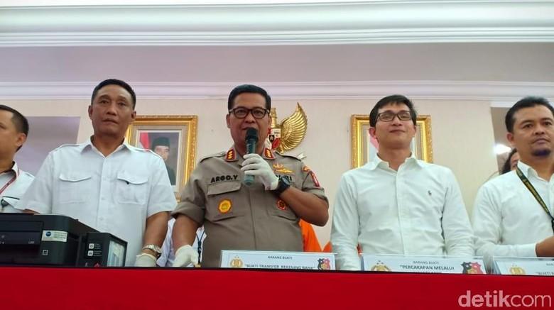 Polisi Tangkap Pasutri Penipu Modus Penukaran Uang, Korban Rugi Rp 20 M