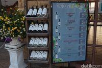 Toko wine (Shinta/detikTravel)