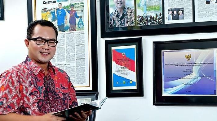 Rektor IPB Arif Satria (Dok IPB)