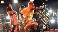 Kali Ketiga John Frusciante Masuk Red Hot Chili Peppers