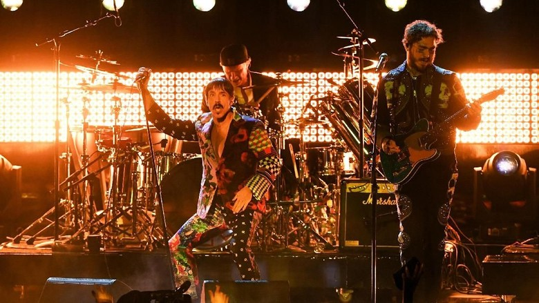 Red Hot Chili Peppers Foto: Kevin Winter/Getty Images for The Recording Academy