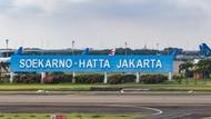 Terminal 1B dan Terminal 2F Soekarno-Hatta Ditutup