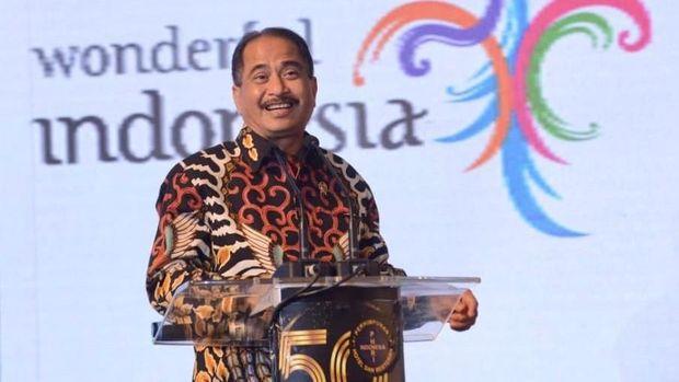 Menteri Pariwisata Apresiasi Industri Hotel dan Restoran