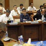 Jonan Debat Panas dengan Komisi VII DPR soal BBM Satu Harga