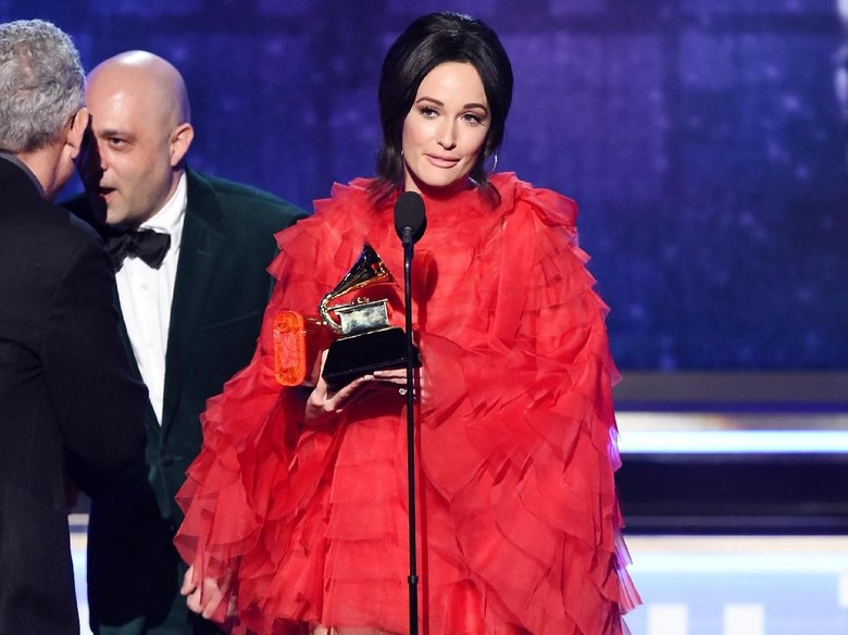 Semua Milik Kacey Musgraves, Golden Hour Jadi Album of the Year