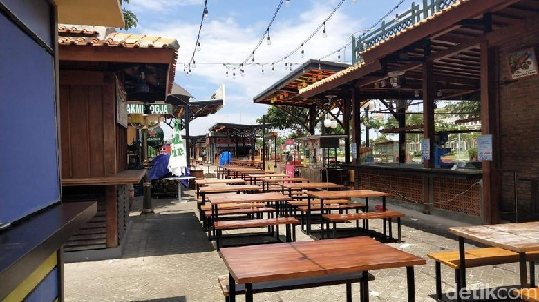 Pemprov DKI Minta Food Court di Pulau Reklamasi Segera Urus Izin