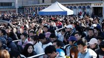 Pasca Libur Imlek, Begini Suasana Arus Balik di Beijing