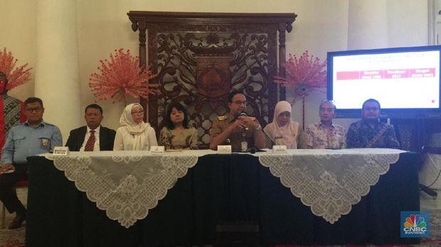 Pertengahan Maret, Deadline Anies Ambil Alih Air di Ibo Kota