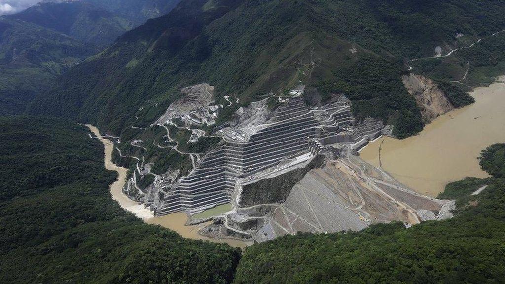Bagaimana Salah Satu Sungai Terbesar di Kolombia Hilang dalam 3 Bulan?