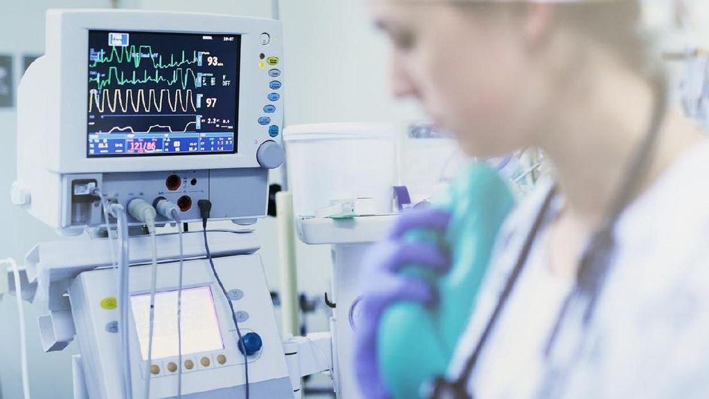 5 Fakta EKG, Alat yang Terpasang di Kaki dan Tangan Ali Ngabalin