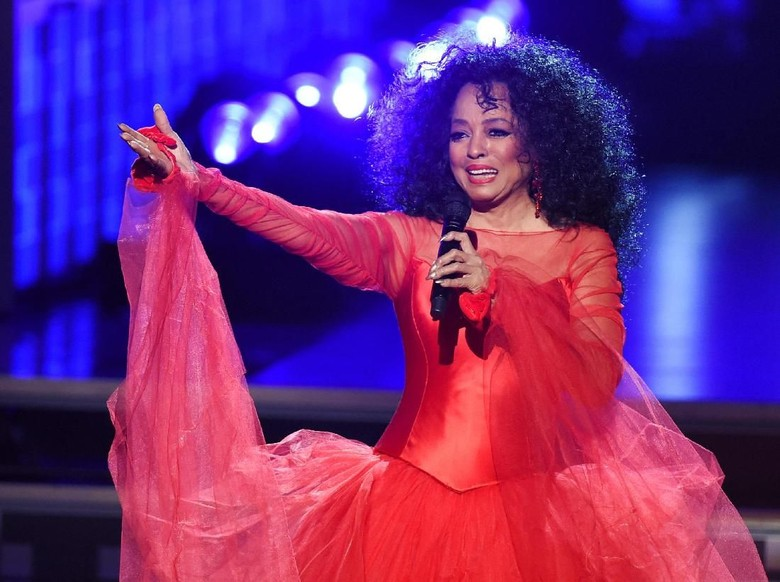 Diana Ross Foto: Kevin Winter/Getty Images for The Recording Academy