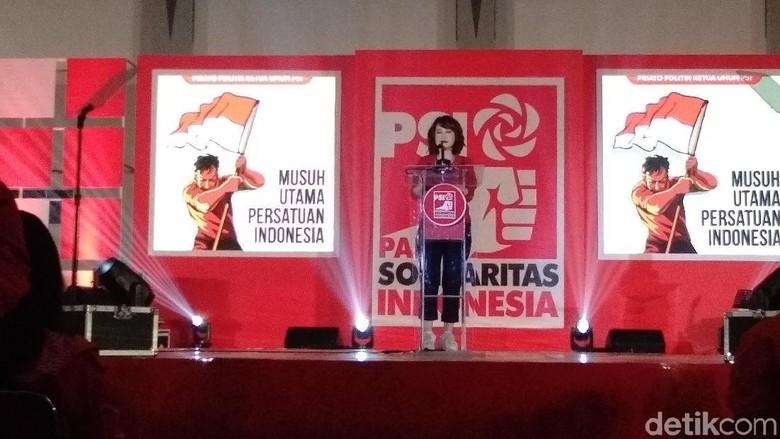 Pidato di Yogya, Grace Natalie Sebut Ada Nasionalis Gadungan