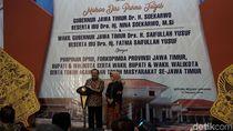 Purnatugas Jadi Gubernur, Pakdhe Karwo: Guru Besar Kami Masyarakat Jatim