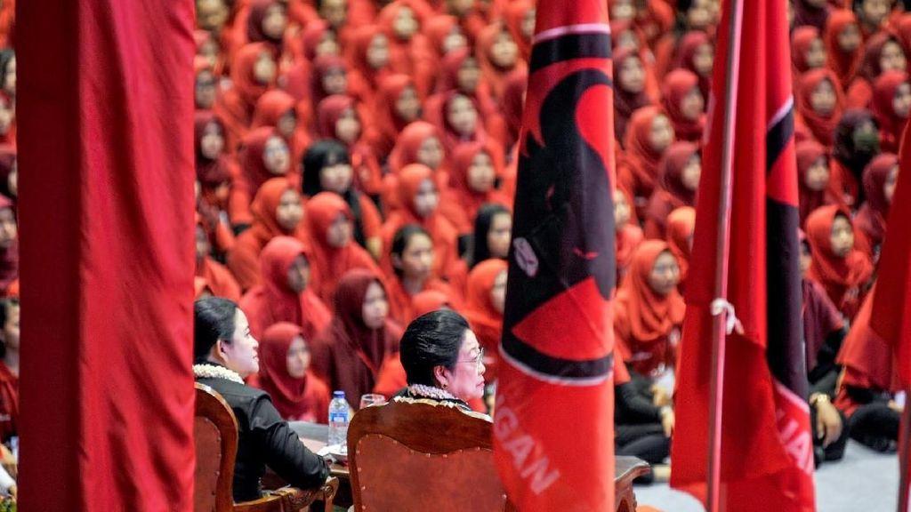 PDIP Tepis Isu Megawati akan Mundur dari Kursi Ketua Umum