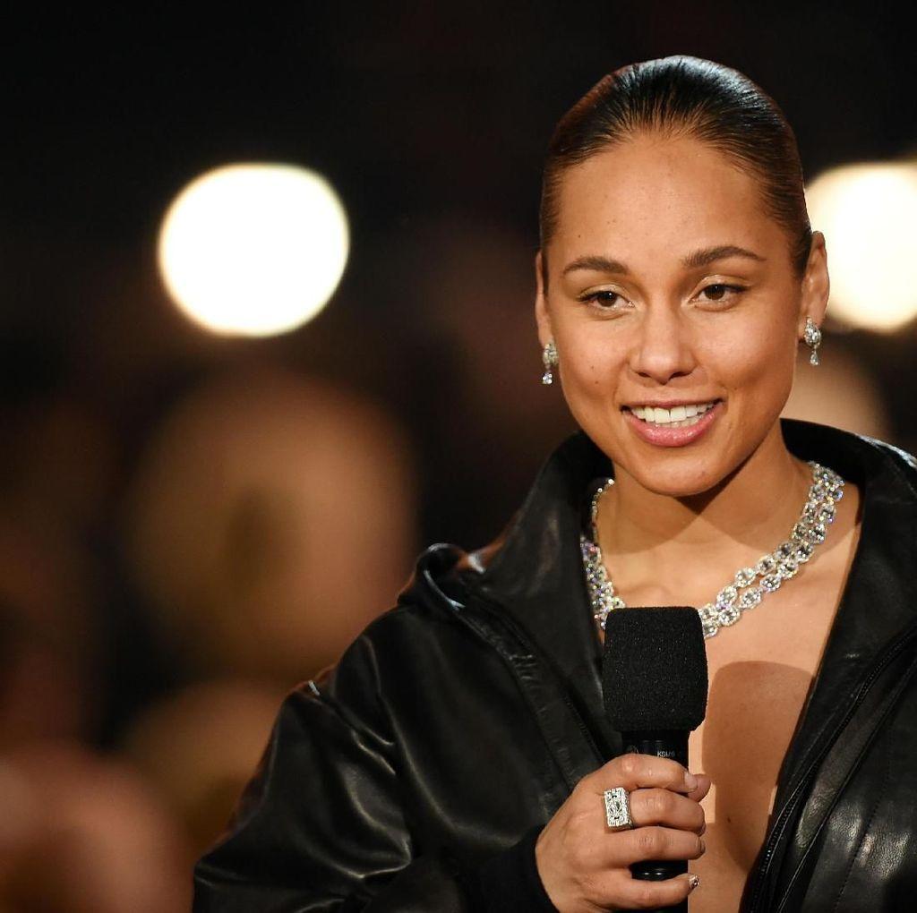 Alicia Keys Jadi Host Grammy Awards Lagi