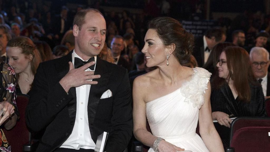 Rahasia Pernikahan Kate Middleton dan Pangeran William Terungkap!