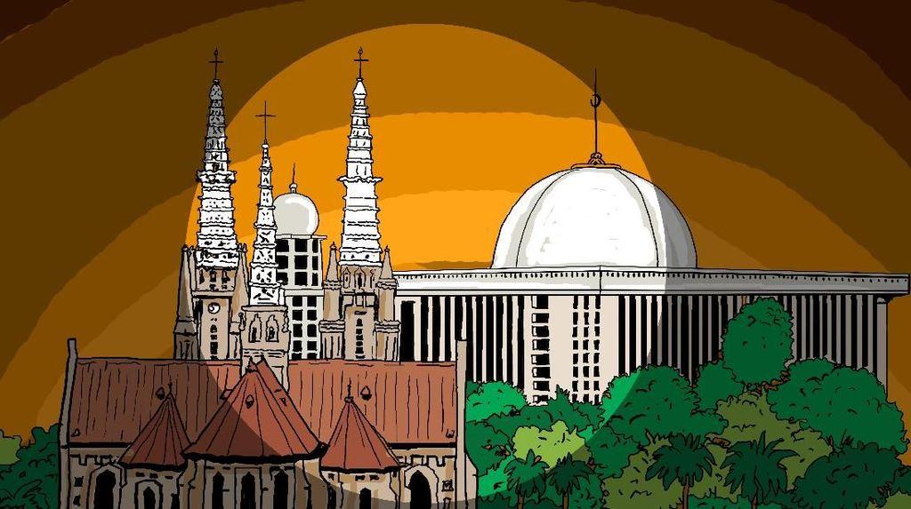 Kisah Selsa di antara Dua Agama