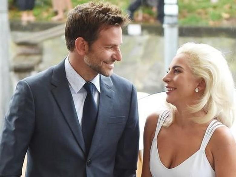 Bradley Cooper dan Lady Gaga Foto: Istimewa